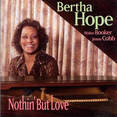 HOPE Bertha, piano